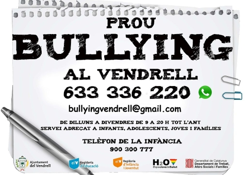 ProuBULLYINGreduida